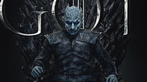 night king  game  thrones final season