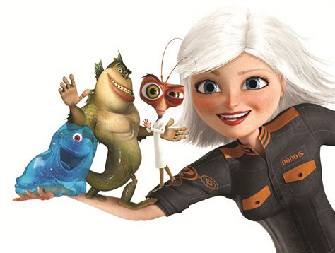 Movie Review Monsters Vs Aliens ****  The Blade