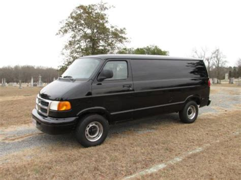Purchase Used 1998 Dodge Van. It Has The 5.2 L (318) V8