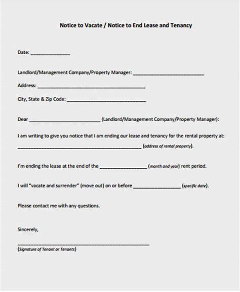 lease letter templates   sample  format