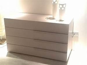 Cassettiera Comò per camera da letto Tetris design Orme