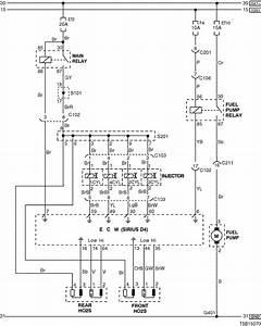 Electrical Wiring Diagram 2005 Kalos 4  Ecm  Engine Control Module    Sirius D4