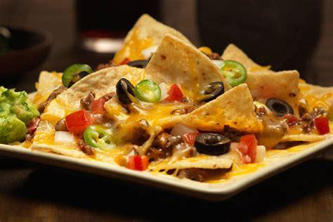 nachos  cheesy beef kraft recipes