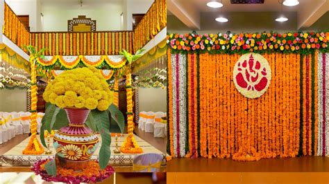 How To Make Marigold Banthi Poolu String Flowers With Home Decorators Catalog Best Ideas of Home Decor and Design [homedecoratorscatalog.us]