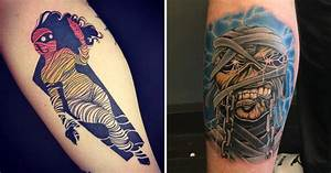Let's Get Wrapped up in Mummy Tattoos | Tattoodo
