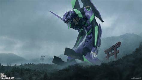 #Neon Genesis Evangelion, #EVA Unit 01