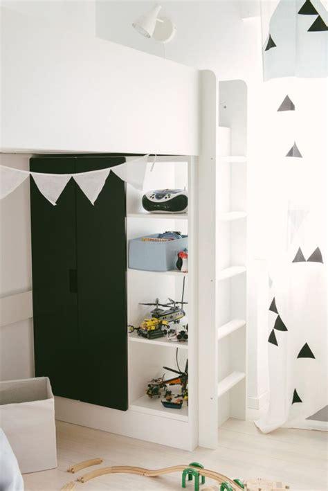 Kinderzimmer Junge Stuva by Stuva Hochbett Ikea Schwarz Kinderzimmer