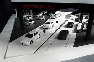 Agentur Für Markenträume : architekturmodell porsche messestand bei der internationalen automobil ausstellung 2015 b la ~ Indierocktalk.com Haus und Dekorationen