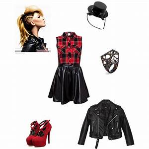 Cute punk outfit - Polyvore | cute outfits | Pinterest ...