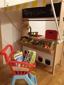 Kinder Küche Ikea : ikea hack so machst du aus deiner kinderk che duktig einen kaufladen g nsebl mchen sonnenschein ~ Markanthonyermac.com Haus und Dekorationen