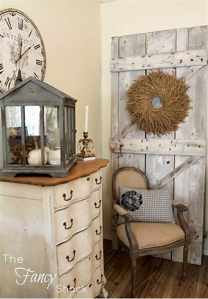 Rustic Decor Farmhouse Kitchen Barn Decorating Door