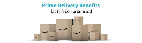 amazonin prime delivery benefits