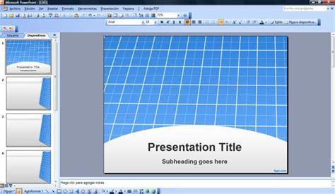 cad engineering powerpoint template
