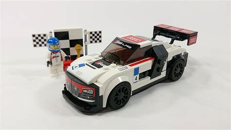 lego audi r8 lego speed chions 2016 audi r8 lms ultra review set 75873