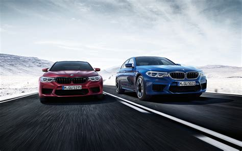 Bmw M Wallpaper by Wallpapers Of The New 2018 Bmw F90 M5