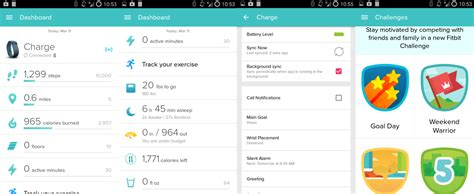 android tracker tile