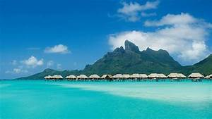World of Architecture: Four Seasons, Bora Bora, French ...