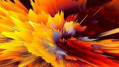 Abstract Colors Wallpapers Damage 4k Artwork Digital
