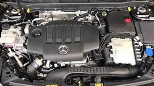 Engine Sound New Mercedes A