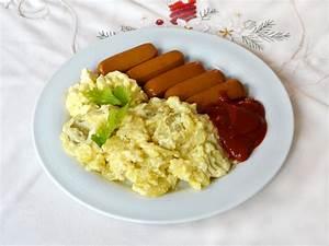 Tomatenketchup Selbst Machen : nerdiges weihnachtsessen kartoffelsalat mit w rstchen schnurpsel ~ Watch28wear.com Haus und Dekorationen