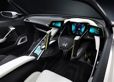 Honda EV-STER Electric Sports Concept Car Unveiled At 2011 Tokyo Motor Show