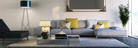 quel tapis avec canapé gris déco de salon quel style est fait pour moi cdiscount