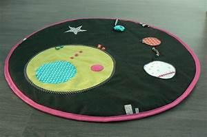 et ronds et ronds petits tapis rond mes petites coutures With tapis rond coloré