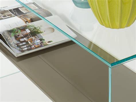 Konsolentisch Mit Ablage by Multiglass Konsolentisch Aus Glas Mit Ablage Homeplaneur