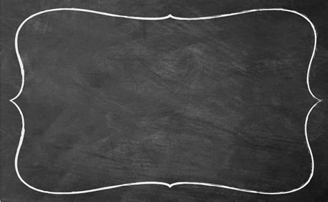 Free Chalkboard Template by Look In The Nook Graphics And Images Free Chalkboard