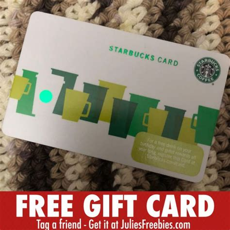 We did not find results for: FREE $10 Starbucks Gift Card - Julie's Freebies