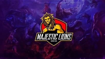 Majestic Lions Cs Wallpapers Backgrounds Kick Csgo