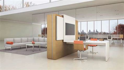 Cool Office Furniture - Modern Office Designs on Vimeo