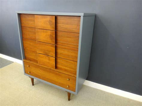 Johnson Carper Furniture Dresser by Mid Century Johnson Carper Dresser Retrocraft Design