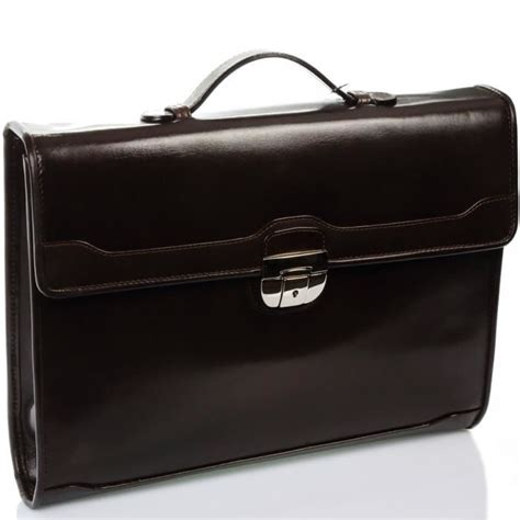 sac bureau homme serviette porte documents cuir tk176 sac business pour