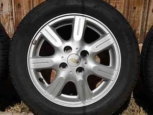 Vendo Llantas De Aleacion Originales Chevrolet Spark Gt  Santiago - Doplim