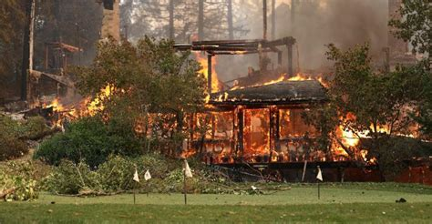 restaurant  meadowood burns   napa valley fires
