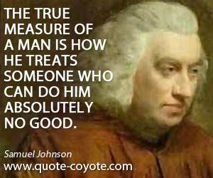 SAMUEL JOHNSON QUOTES image quotes at hippoquotes com