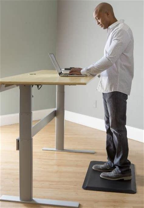 reviews of the best anti fatigue standing desk floor mats