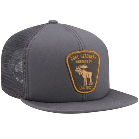 bureau hat coal the bureau hat usoutdoor com