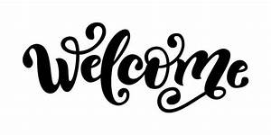 95+ Welcome Clipart   ClipartLook