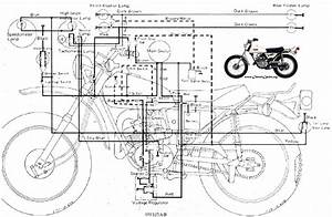 Yamaha Motorcycle Wiring Diagrams