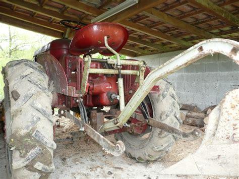 siege tracteur vigneron question relevage massey ferguson 21