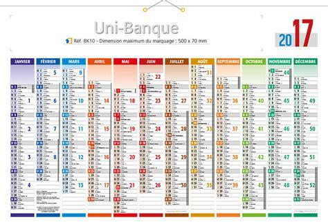 calendrier grand format 2018 maxi banque calendriers bancaires boissier bk10