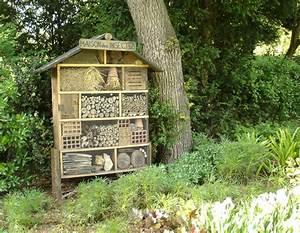 Abri à Insectes : abris insectes les conseils d un pro jardins de france ~ Premium-room.com Idées de Décoration