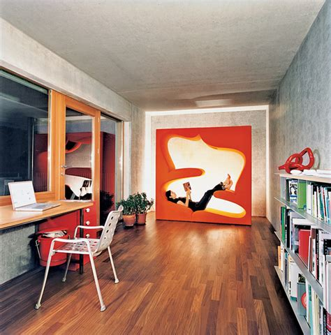 popular living tower  verner panton   vitra