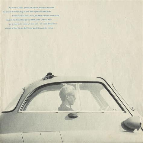 1950's BMW Isetta brochure
