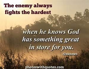 Christian Quotes Encouragement. QuotesGram