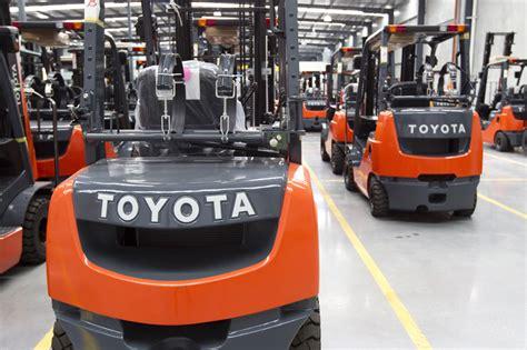 Forklift Hire & Rental  Full Range Of Toyota Forklifts