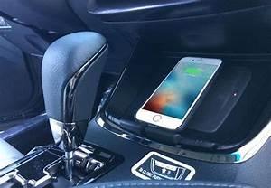 Handyhalterung Auto Wireless Charging : iphone 7 6 6s wireless charging in toyota prius tacoma ~ Kayakingforconservation.com Haus und Dekorationen