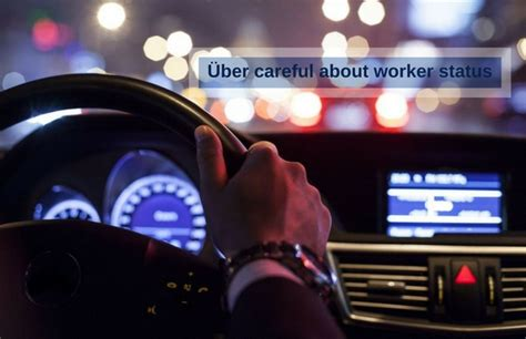 Worker Status For Uber Drivers